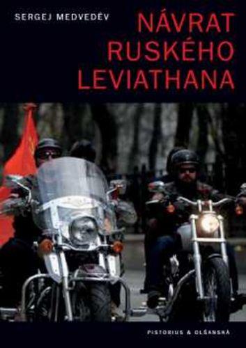 Sergej Medveděv: Návrat ruského Leviathana cena od 221 Kč