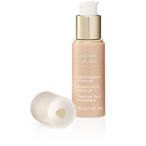 Annemarie Börlind Moisturizing Makeup Almond 30 ml cena od 543 Kč