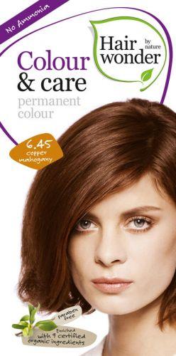 Hairwonder Dlouhotrvající barva MĚDĚNÝ MAHAGON 6.45 100 ml cena od 279 Kč
