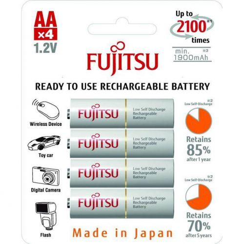 Fujitsu White R06/AA, cena od 285 Kč