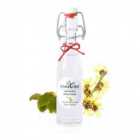 SOAPHORIA Vilín virginský organická květová voda 50 ml cena od 147 Kč