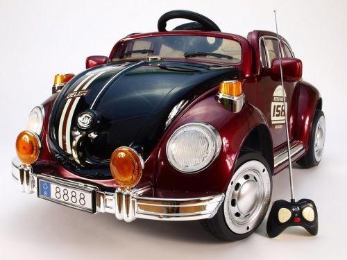 ChuChu Elektrické auto brouk s DO cena od 4490 Kč