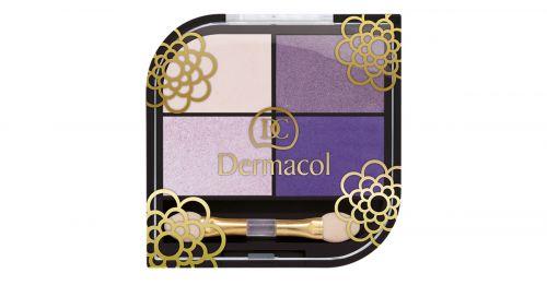 Dermacol - Quatro eyeshadow No. 3 cena od 199 Kč