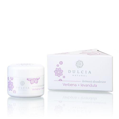 Dulcia natural Krémový deodorant verbena levandule 30 g cena od 190 Kč