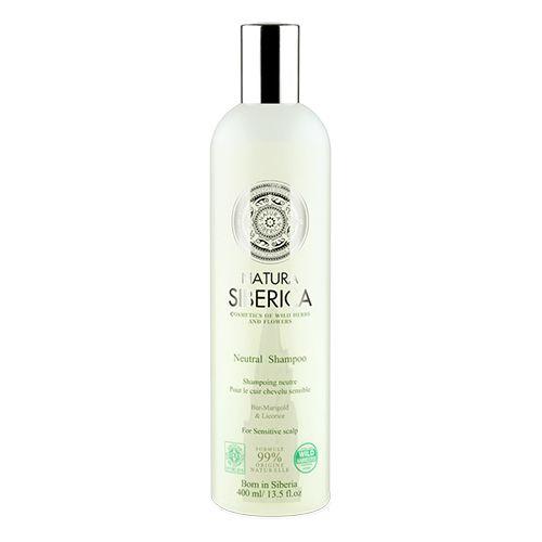 Natura Siberica Neutrální šampon na citlivou pokožku 400 ml cena od 168 Kč