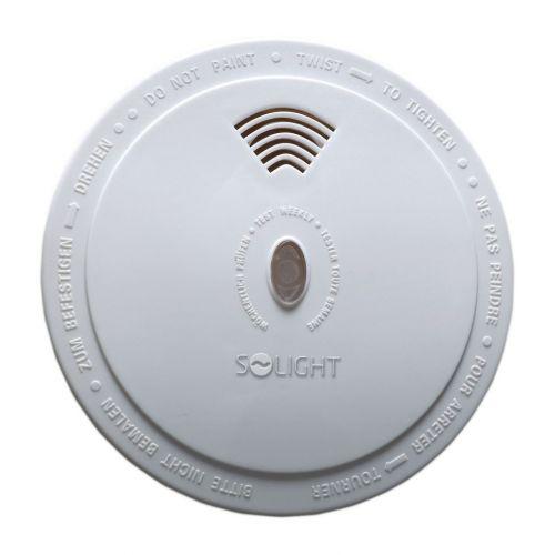 Solight detektor spalin CO