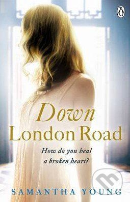 Samantha Young: Down London Road cena od 369 Kč