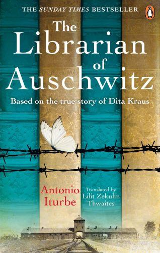 Antonio G. Iturbe: The Librarian of Auschwitz cena od 181 Kč
