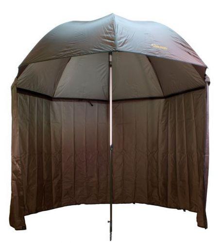 Delphin deštník s prodlouženou bočnicí