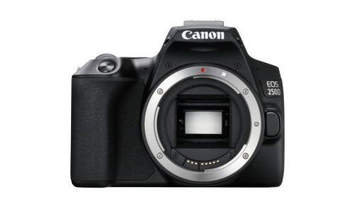 Canon EOS 250D cena od 12990 Kč
