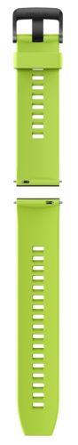 Huawei Original Silikonový řemínek Fluorescent Green pro Watch GT
