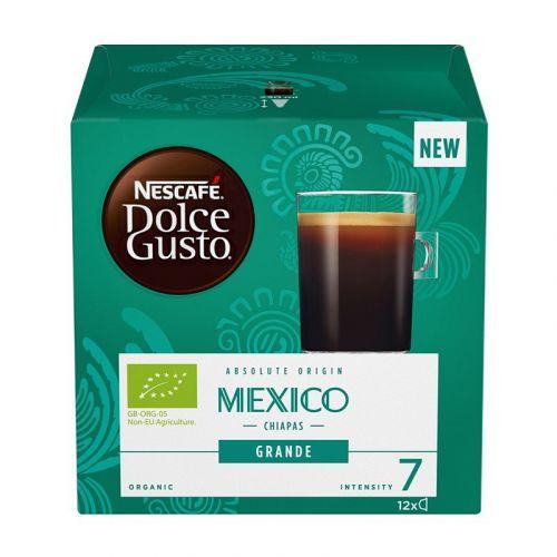 NESCAFÉ Dolce Gusto Mexico Chiapas Grande 12 ks