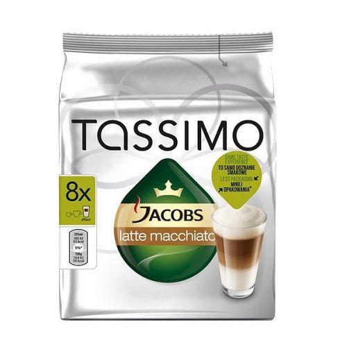 Tassimo Kapsle Jacobs Krönung Latte Macchiato 264 g