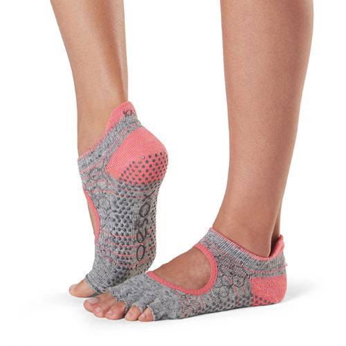 Toesox Halftoe Bellarina Grip Maniac ponožky