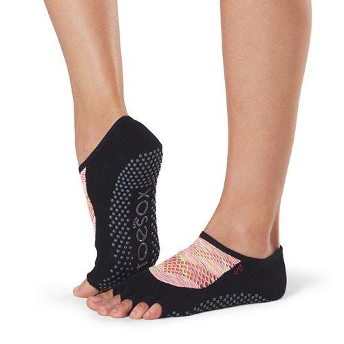 Toesox Halftoe Luna Thrill ponožky