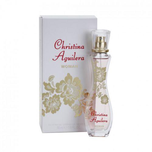 CHRISTINA AGUILERA Woman New Eau De Parfum 50 ml