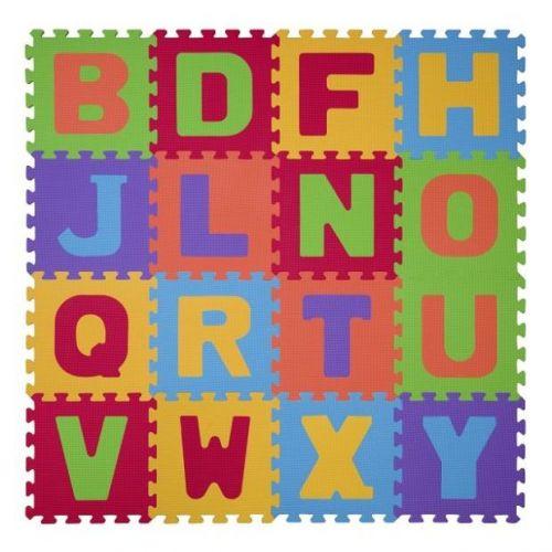 BABYONO Pěnové puzzle písmenka