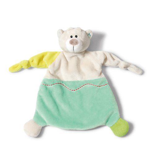 NICI Mazlící dečka medvídek