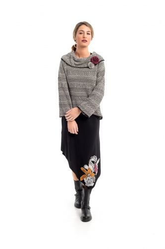 Mamatayoe Le Vicomte svetr