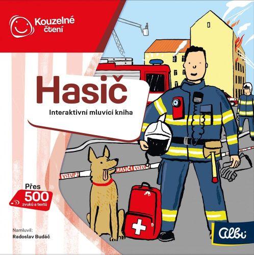 Jan Laštovička, Šárka Pichrtová: Kouzelné čtení - Hasič