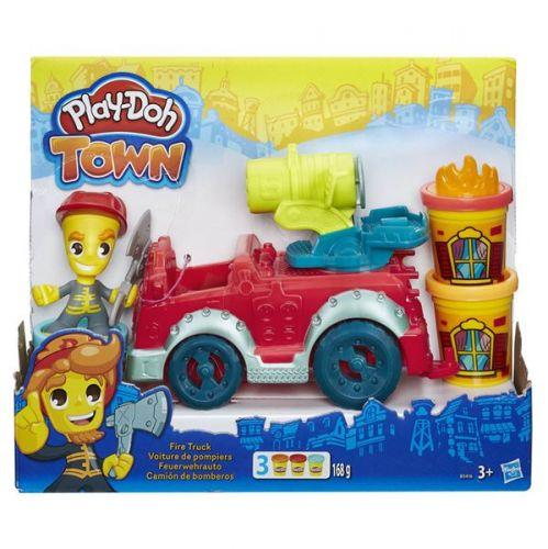 Hasbro PLAY DOH modelína Požární auto cena od 0 Kč