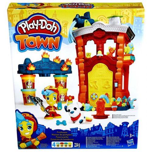 Hasbro PLAY DOH Požární stanice cena od 749 Kč