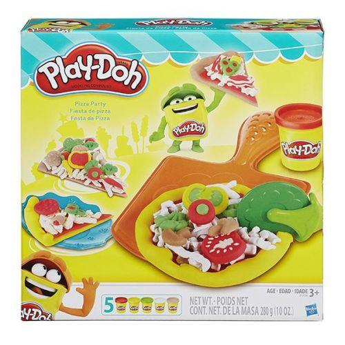 Hasbro PLAY DOH Výroba pizzy cena od 0 Kč