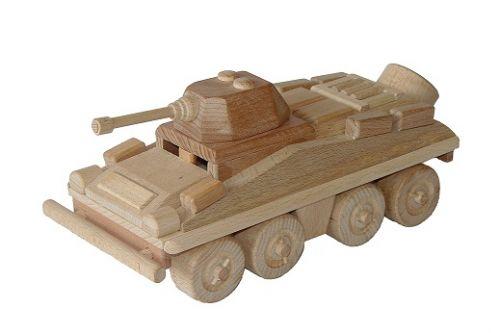 CEEDA CAVITY obrněný transportér