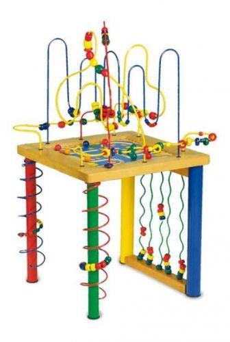 Legler Dřevěný motorický stolek