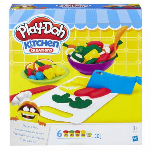 Hasbro PLAY DOH Sada prkýnek a kuchyňského náčiní cena od 268 Kč