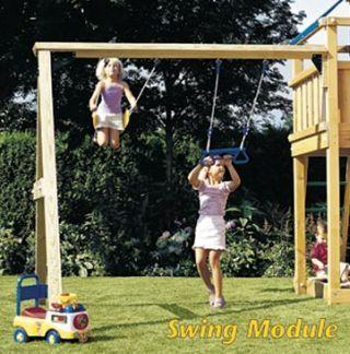 Jungle Gym JG Swing modul