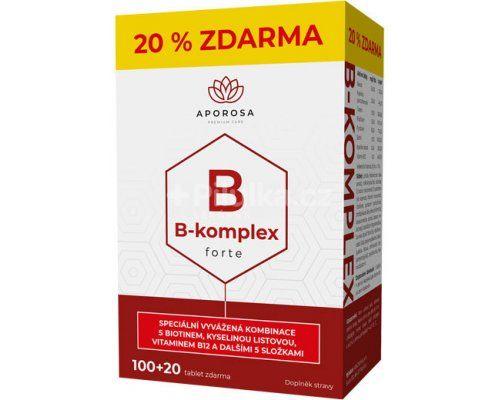 APOROSA B-komplex forte 120 tablet