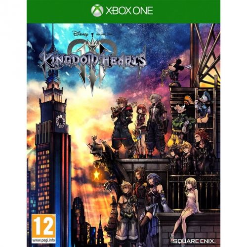 Kingdom Hearts III pro Xbox 360