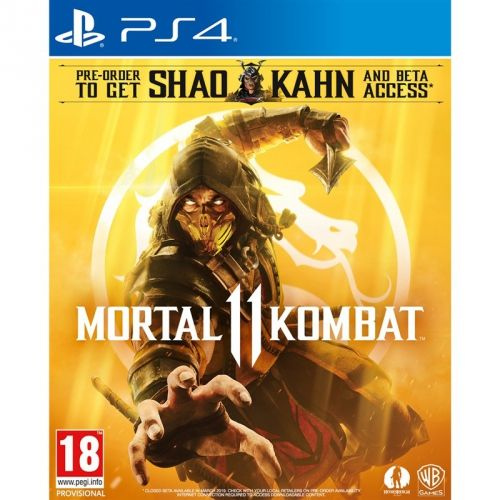 Mortal Kombat 11 pro PS4