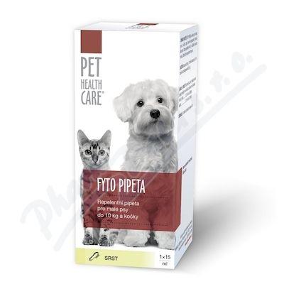 Farmacia Care PET HEALTH CARE Fytopipeta pes 10 kg