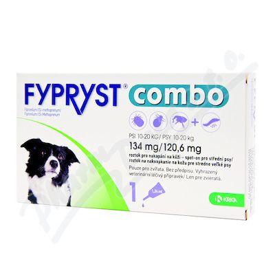 KRKA FYPRYST combo 1x1.34 ml