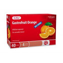 Dr.Max Gastrofruit Orange 40 tablet
