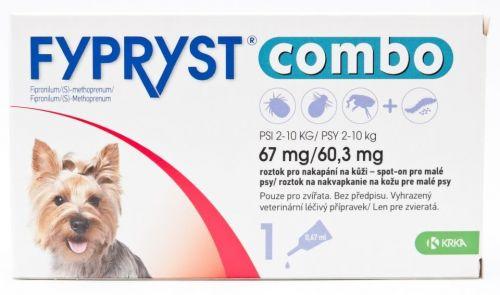 KRKA FYPRYST combo 1x0.67 ml