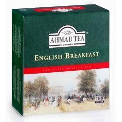 Ahmad Tea English Breakfast porcovaný čaj 100 x 2 g cena od 139 Kč