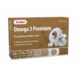 Dr.Max Omega 3 Premium 90 tobolek