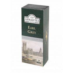 Ahmad Tea Earl Grey porcovaný čaj 25x2 g cena od 61 Kč