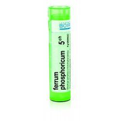 FERRUM PHOSPHORICUM CH5 granule 4 g cena od 81 Kč