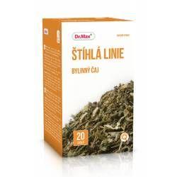 Dr.Max Štíhlá linie bylinný čaj 20x1.5 g cena od 49 Kč