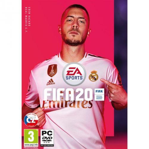 FIFA 20 pro PC cena od 788 Kč