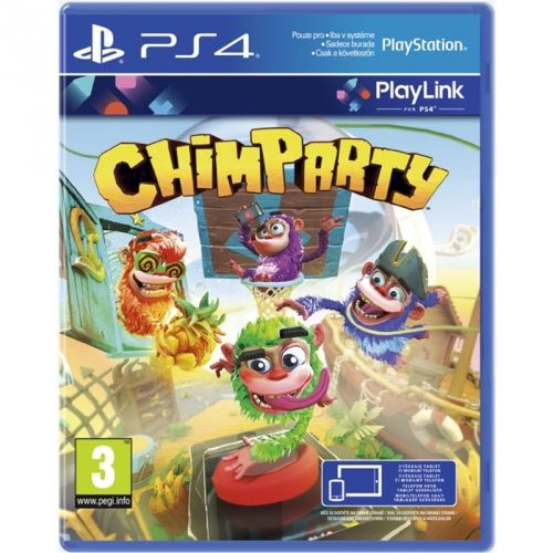 Chimparty pro PS4
