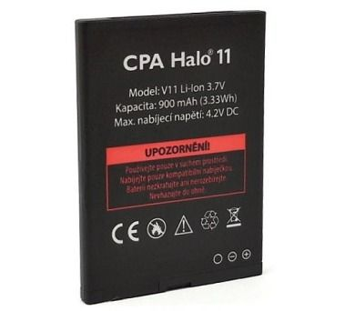 CPA baterie HALO 11 900 mAh