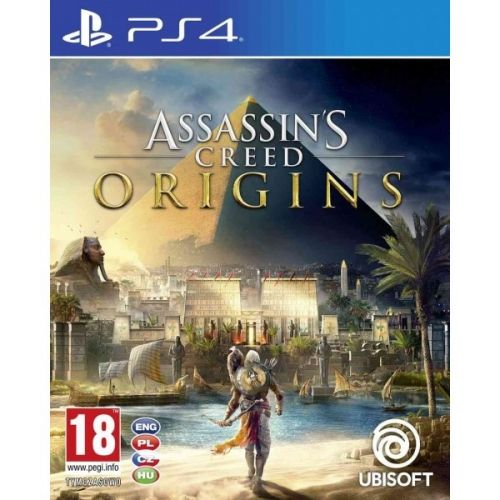 Assassin's Creed Origins pro PS4