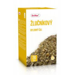 Dr.Max Žlučníkový bylinný čaj 20 x 1,5 g