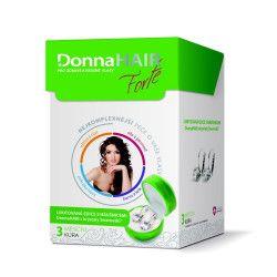 Donna Hair FORTE 3 měsíční kúra 90 tobolek cena od 0 Kč