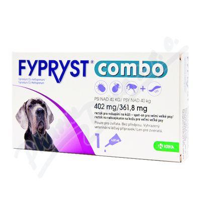 KRKA FYPRYST combo 1 x 4,02 ml